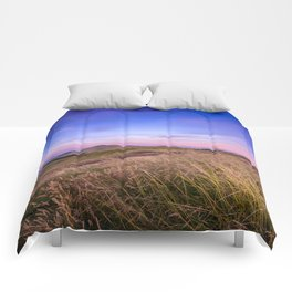 Lomond Sunset Sky Comforters