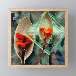 Riser And Shine-er Framed Mini Art Print