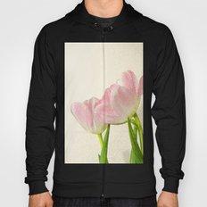 Posterised petals Hoody