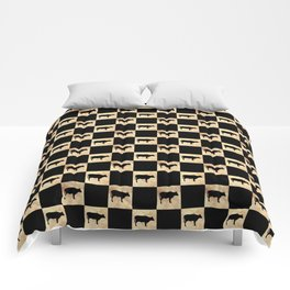 COW CHECK Comforters