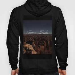 Remember - Time Heals Hoody