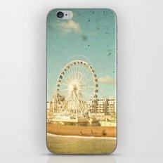Brighton Wheel iPhone & iPod Skin
