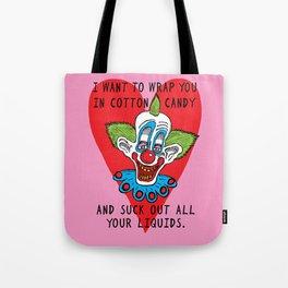 Killer Klown Love Tote Bag