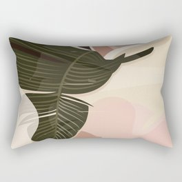 Nomade I. Illustration Rectangular Pillow