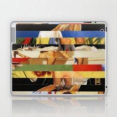 Glitch Pin-Up Redux: Jessica Laptop & iPad Skin