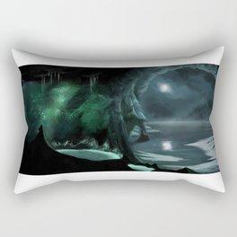 Mystic Caves Rectangular Pillow