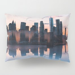 Downtown Reflections Pillow Sham