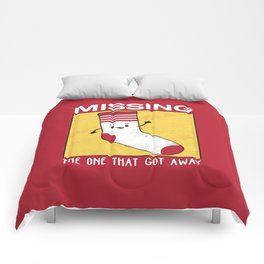 The One That Got Away Comforters