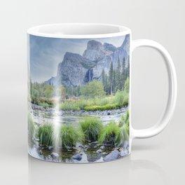 Valley View 6668 Pano - Yosemite National Park, CA Coffee Mug