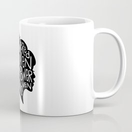 feminism quote Coffee Mug