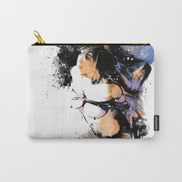 Shibari - Japanese BDSM Art Painting #7 Carry-All Pouch