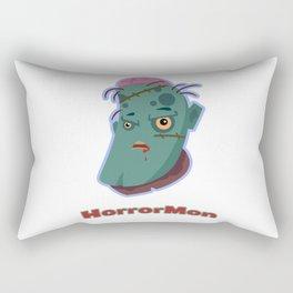 HorrorMon Zombie Rectangular Pillow
