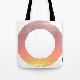 Sky XO Series O Tote Bag