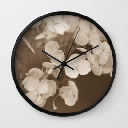 Last Summer Wall Clock