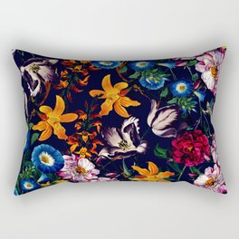 Surreal Floral Rectangular Pillow