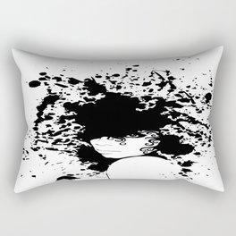 Raye 6 Splatter Rectangular Pillow