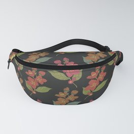 Jasmine Branches Fanny Pack