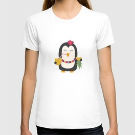 Hawaii Penguin   T-shirt
