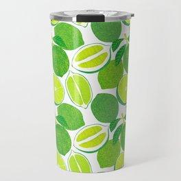 Lime Harvest Travel Mug