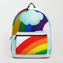 Rainbow Wishes Backpack