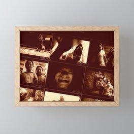 Windowlicker Says Come To Daddy Framed Mini Art Print