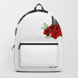 Bloody Mary Just a Girl Who Loves Bloody Marys Backpack