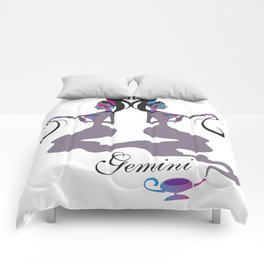 Starlight Gemini Comforters