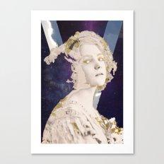 dear mother Canvas Print