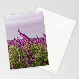 Lavender Wonderland Stationery Cards