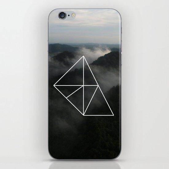 Geometry iPhone & iPod Skin