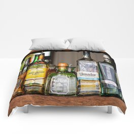 Last Call For Alcohol Comforters