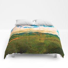 Alaskan Adventure  Comforters