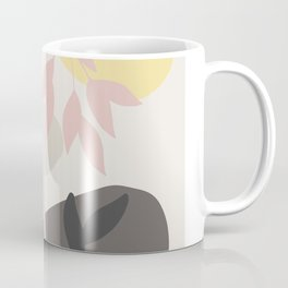 At peace with nature Coffee Mug
