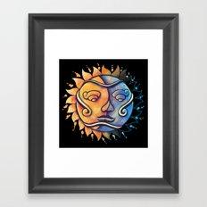 Soluna Framed Art Print