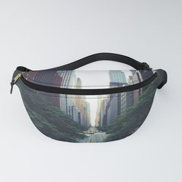 Morning in the Empire Fanny Pack
