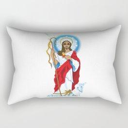 Jesus Christ Rectangular Pillow