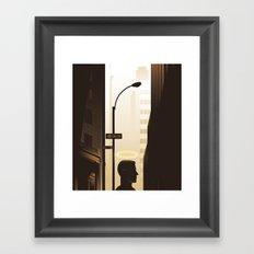 Benevolent Bankers Framed Art Print