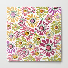 Roco Bloom Metal Print