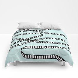 WILD RIDE HIM Comforters