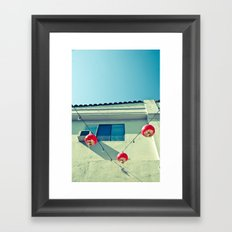 Chinatown Framed Art Print