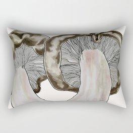 Blewit Pair Pink Rectangular Pillow