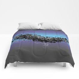 Cthulu's Flight  Comforters