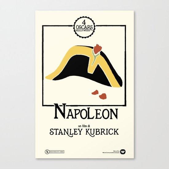 Stanley Kubrick's NAPOLEON (1973) Canvas Print