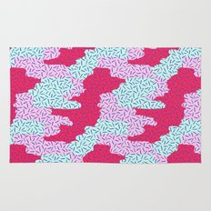 Candy Camouflage Rug