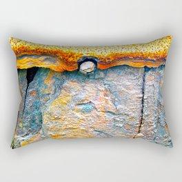 meEtIng wiTh IrOn no21 Rectangular Pillow