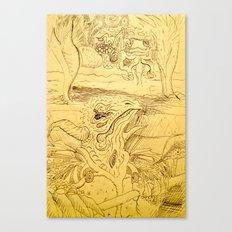 Untitled 2 Canvas Print