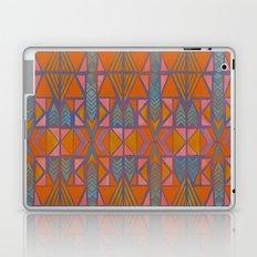 Nabu Tribal Orange Laptop & iPad Skin