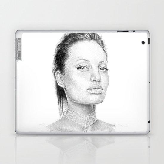 Angelina Jolie  Laptop & iPad Skin