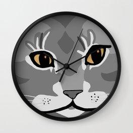 Purrgo Wall Clock