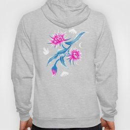 Queen of the Night - Mauve / Pink Hoody